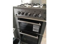 Flavel Milano G5 Gas Cooker Silver *pick up by 25 February*