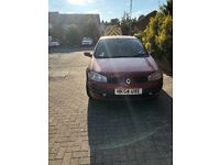 Renault Megane 54 plate 1.6 Great fun around
