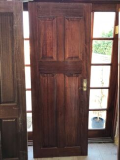 Solid Hard Wood Timber Internal Doors - 16 Available