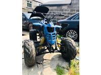 Big 110cc Off road Quad not Pitbike cr kx