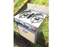 Vintage Calor Gas B500 camper caravan oven boat stove VW