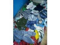 0-3 months bundle clothes