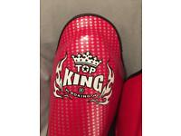 Shin Guards Muay Thai Top King