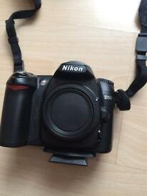 Nikon D50 (infrared converted)
