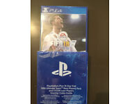 Ps4 Fifa 18 ,Icon edition ,BRAND NEW