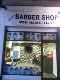 Running Barbershop for Rent!! Fully Furnished!