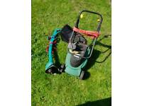 Lawn mower and strimmer