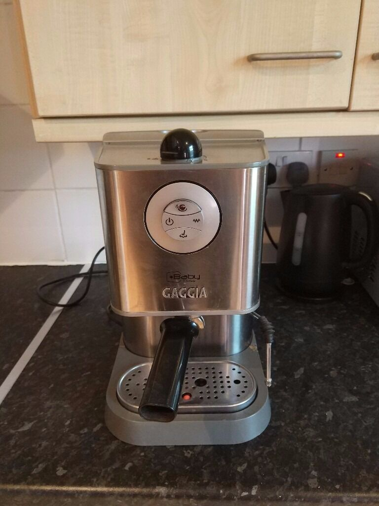 Gaggia Baby Class & Lavazza Eureka Coffee Grinder | in Hackney ...
