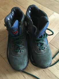Karrimor women's KSB Walking Boots size 4