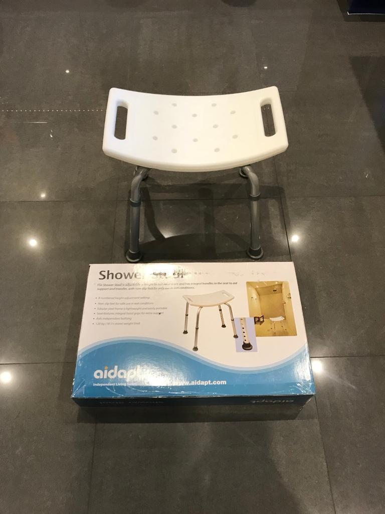 Aidapt Shower Stool Disability Aid | in Gravesend, Kent | Gumtree