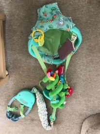 Babies Door Jumper/Swing