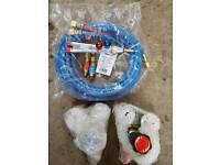 Oxy acetylene kit