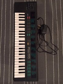 Yamaha PortaSound Keyboard PSS170, good condition, working