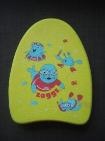 Zoggs Zoggy Mini Swim Kickboard - Yellow £5 **FREE DELIVERY**