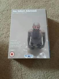 An Idiot Abroad DVD Boxset