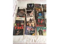 Music CD's with some great box sets from The Who, Pink Floyd (including the Wall, Led Zep and more