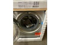 Brand new hotpoint 8kg washing machine...CURRYS PRICE £349....free delivery installation