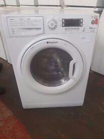 Hotpoint Washer/Dryer (9kg) (6 Month Warranty)