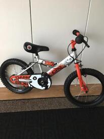 """Zinc child's 16"""" Bike"""
