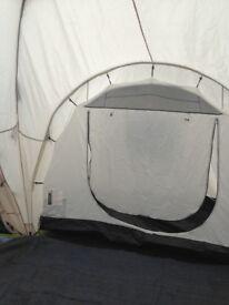 3 bedroomed tent quechua/decathlon