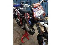 Ktm 150 sx 2010 for swops for a car