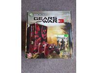 Xbox 360 Slim 320GB Limited Edition Gears of War