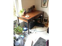 Solid Wooden Table/Desk