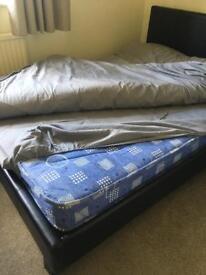 Double sized mattress