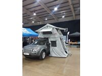 Ventura Deluxe 1.4 Roof Top Tent Camping Expedition Overland 4x4 VW Van Any Vehicle Pick Up RRP£1600