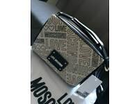 Love Moschino nero bag brand new