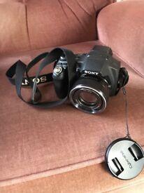 Sony digital DSC- HX100 V virtually unused, superb camera.