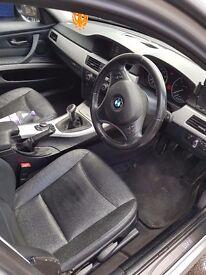 2011 BMW 320d Manual Efficient Dynamics SILVER 113k miles 12 months MOT FSH Nice Condition
