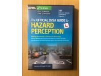 Hazard perception DVD (Like new)