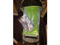 Graco nimbly pushchair brand new
