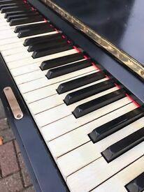 John Brinsmead Black Upright piano   Belfast