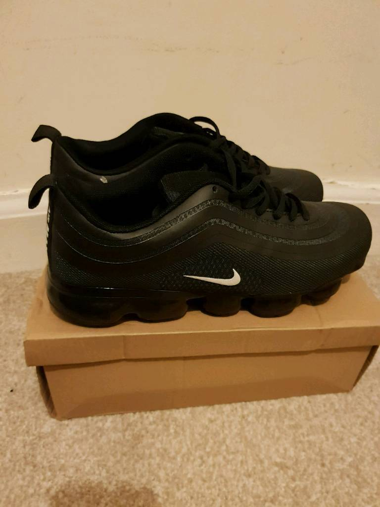 promo code 4622a 9e416 Mens nike air max 97 vapormax black size 8 | in Leicester, Leicestershire |  Gumtree