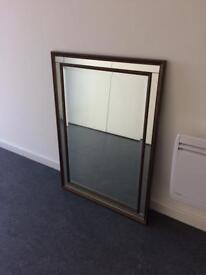 Mirror - Approx 76x106 cm (from Gallery Direct UK Ltd)