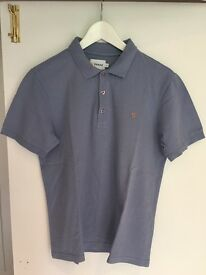 Farah polo t-shirt - Size Medium
