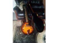 Tanglewood eletro-acoustic guitar,