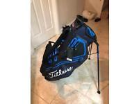 Brand new titleist players sta dry golf bag