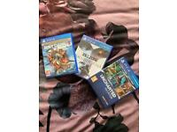 PS4 Video Games - Sold Separate or as Bundle