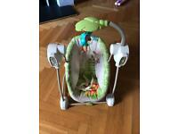 FISHER PRICE BABY SWING. Excellent used condition
