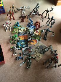 BIONICLES - Mega Bundle of 20+ Figures
