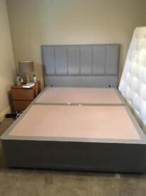 King size divan bed base RRP £500+