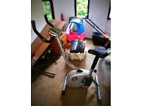Exercise bike in good condition ideal for keeping fit