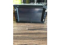 Double din stereo like new condition