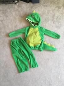 Dinosaur Kids 2-3Y Fancy Dress / Dress-up / Costume outfit