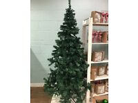 12x 6ft Artificial Christmas Spruce Tree.