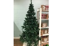 17x 6ft Artificial Christmas Spruce Tree.