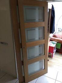 11 oak interior doors for sale